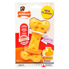Nylabone Power Chew Cheese Bone Medium
