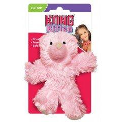 Παιχνίδι Γάτας Kong Kitty Teddy Bear Ροζ 10x7cm
