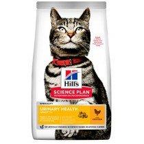 Hill's Science Plan  Adult Urinary Για Γάτες Με Κοτόπουλο 1,5kg