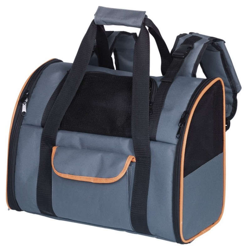 Nobby Backpack Concord 41x21x30cm ΤΣΑΝΤΕΣ ΜΕΤΑΦΟΡΑΣ ΓΑΤΑΣ