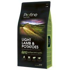 PROFINE LIGHT LAMB & POTATOES 15Kg + ΔΩΡΟ ΛΙΧΟΥΔΙΑ