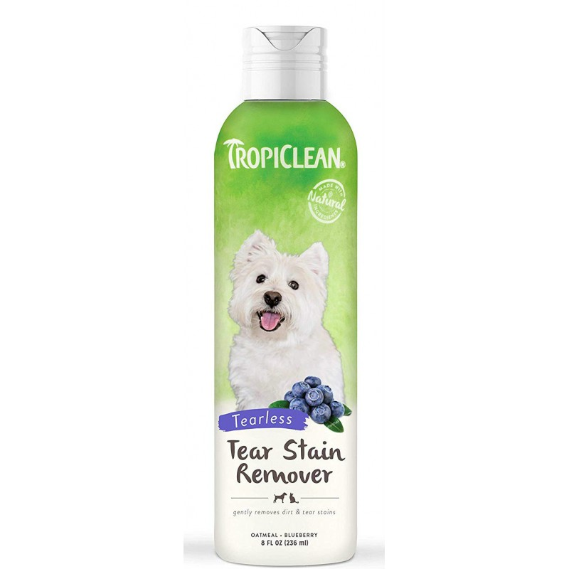 TROPICLEAN DOG & CAT TEAR STAIN REMOVER 236ML ΣΑΜΠΟΥΑΝ ΘΕΡΑΠΕΥΤΙΚΑ