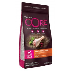 Wellness Core Adult Small Breed Turkey 1,5kg