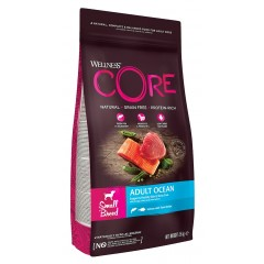 Wellness Core Adult Small Breed Salmon 1,5kg