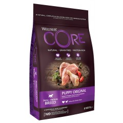 Wellness Core Puppy Turkey & Chicken 10kg + Δώρο Παιχνίδι Rogz