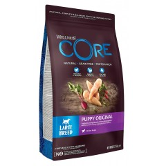 Wellness Core Puppy Large Breed Turkey & Chicken 2,75kg