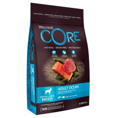 Wellness Core Adult Ocean Salmon & Tuna 10kg + Δώρο Παιχνίδι Rogz