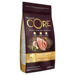Wellness Core Senior Γαλοπούλα & Κοτόπουλο 1,8kg