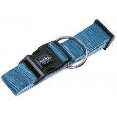 Περιλαίμιο Nobby Classic Preno Extra Wide Γαλάζιο 4cm(πάχος) x 55-70cm (μήκος)