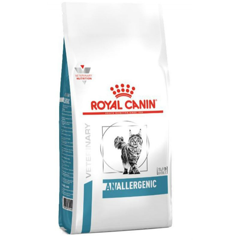 ROYAL CANIN ANALLERGENIC CAT 2Kg ΓΑΤΕΣ