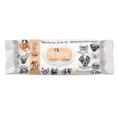 Μαντηλάκια Καθαρισμού Perfect Care Cocco Vanilla 40τεμάχια