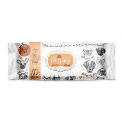 Μαντηλάκια Καθαρισμού Perfect Care Almond Milk 80τεμάχια