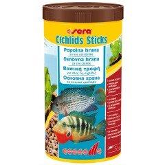 Sera Cichlids Sticks Βασική Τροφή σε στικς για Κιχλίδες 1000ml