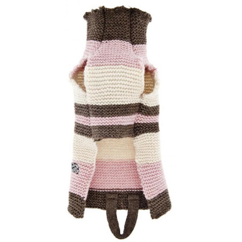 Ρουχαλάκι Σκύλου Ferribiella Tricot Sweater 47cm Pink  ΡΟΥΧΑ - ΒΡΑΚΑΚΙΑ ΣΚΥΛΟΥ