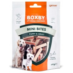 Λιχουδιές Boxby MIni Bites 100gr
