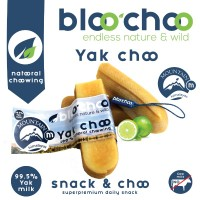 BlooChoo Yak Dental Snack Medium 50-80gr ΛΙΧΟΥΔΙΕΣ & ΚΟΚΑΛΑ