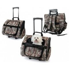 """Τσάντα Μεταφοράς """"Maxi"""" της Camon  43x26x36h cm Camouflage"""