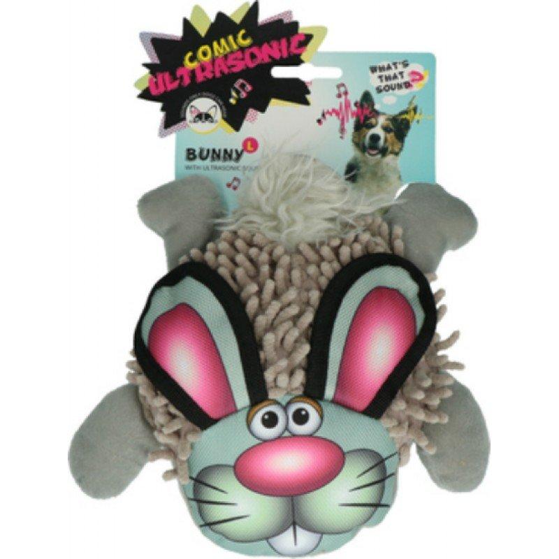 Comic Ultrasonic Bunny Παιχνίδι Υπερήχων 32cm ΠΑΙΧΝΙΔΙΑ