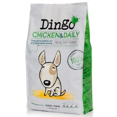 Dingo Adult Chicken & Daily 15kg + 3kg Δώρο