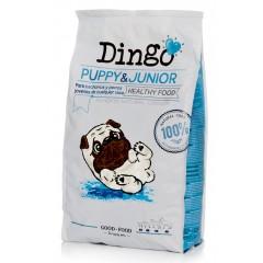 Dingo Puppy & Junior 15kg +3kg Δώρο