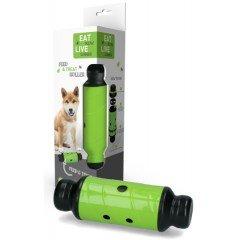 Συσκευή Καλής Πέψης Eat Slow Feed and Treat L Green 23cm