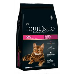 EQUILIBRIO HAIRBALL ADULT CATS 7.5KG