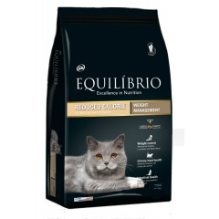 EQUILIBRIO ADULT CAT REDUCED CALORIE 7,5KG