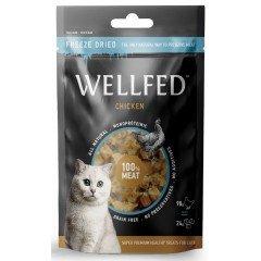 Λιχουδιές Γάτας Wellfed Freeze Dried με Κοτόπουλο 24gr
