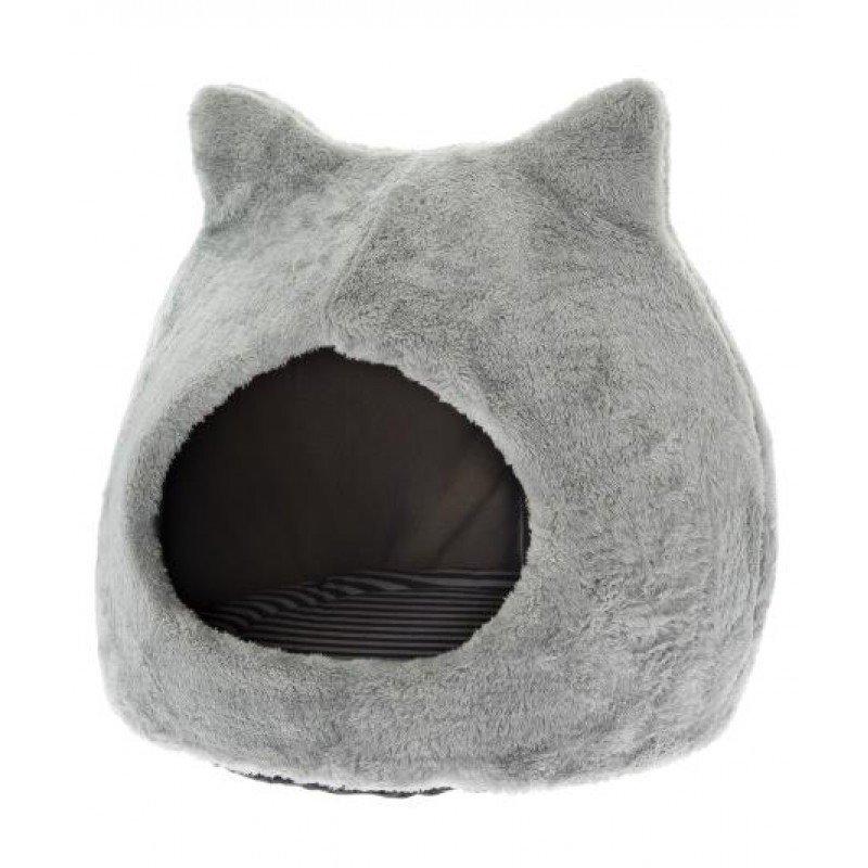 Σπιτάκι - κρεβατάκι Γάτας Ferribiella Cat Ears 45x45cm ΚΡΕΒΑΤΑΚΙΑ - ΚΑΛΑΘΑΚΙΑ ΓΑΤΑΣ