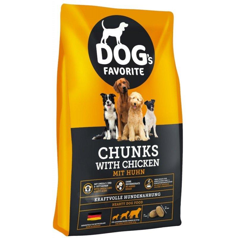 Happy Dog Dog's Favorite Beef 15kg ΞΗΡΑ ΤΡΟΦΗ ΣΚΥΛΟΥ