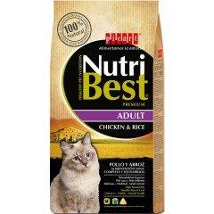 NUTRIBEST PICART CAT CHICKEN & RICE 15kg