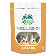 Συμπλήρωμα διατροφής Για μικρά ζώα Oxbow Skin & coat 120gr
