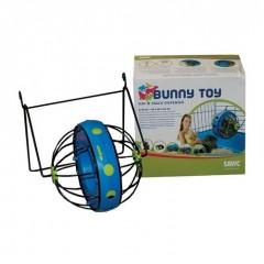 Savic Bunny Toy Μπάλα Χόρτου και Λιχουδιών 20cm