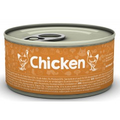 NATUREA CAT CHICKEN 85gr