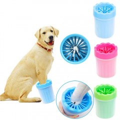 Δοχείο καθαρισμού ποδιών για σκύλους small -medium 11x10cm