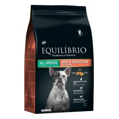 Equilibrio Adult Skin and Digestion Salmon 12kg