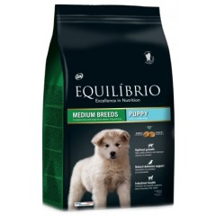 EQUILIBRIO PUPPY MEDIUM BREEDS 2kg
