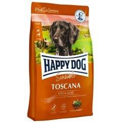 HAPPY DOG TOSCANA 12,5Kg (ΕΛΑΦΡΩΣ ΣΚΙΣΜΕΝΟ)