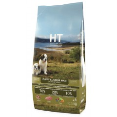 HT PUPPY AND JUNIOR MAXI CHICKEN & TURKEY 12.5KG