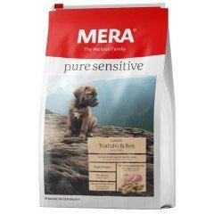 MERADOG PURE JUNIOR TURKEY & RICE 4kg