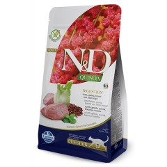 N & D CAT QUINOA DIGESTION 1,5KG