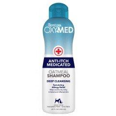 OXYMED  MEDICATED OATMEAL  SHAMPOO ANTI-ITCH - ΣΤΑΜΑΤΑΕΙ ΑΜΕΣΑ ΤΟΝ ΚΝΗΣΜΟ 592ML