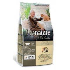 Pronature Cat  Senior -Oceanic White Fish & Wild Rice 2,72Kg