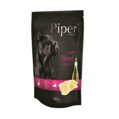 POUCH ΣΚΥΛΟΥ PIPER  BEEF TRIPES 500gr