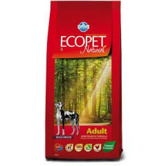 FARMINA ECOPET NATURAL ADULT MAXI 12KG + 2KG ΔΩΡΟ