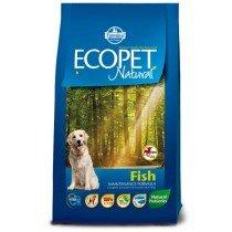 FARMINA ECOPET NATURAL ADULT MEDIUM FISH 12KG