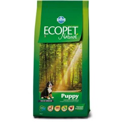 FARMINA ECOPET NATURAL PUPPY MAXI 12KG + 2KG ΔΩΡΟ