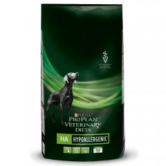 PURINA VETERINARY DIETS HA - HYPOALLERGENIC 3KG
