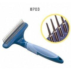 Χτένα με περιστρεφόμενα δόντια για υπόστρωμα & κόμπους της Camon