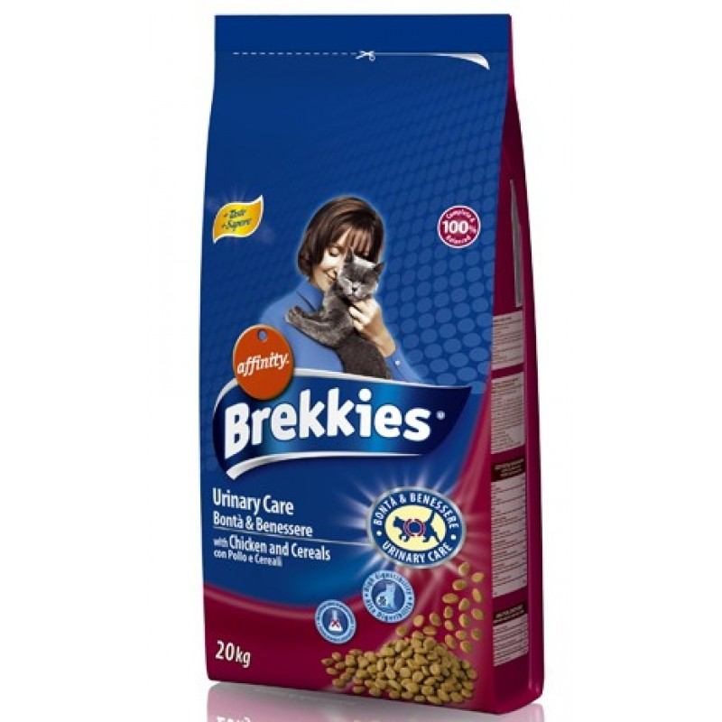 BREKKIES CAT SPECIAL URINARY CARE 20KG ΓΑΤΕΣ